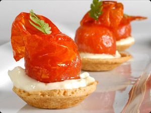 Creative Canapes by Penni Black, London