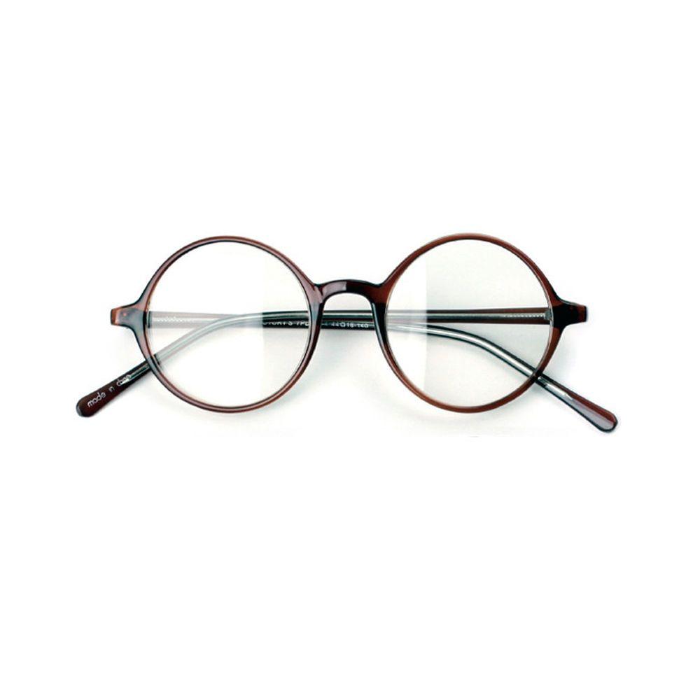 1920s Vintage Oliver Retro petites lunettes rondes 019 BRW Mode Cadres  Lunettes a3e69213423f