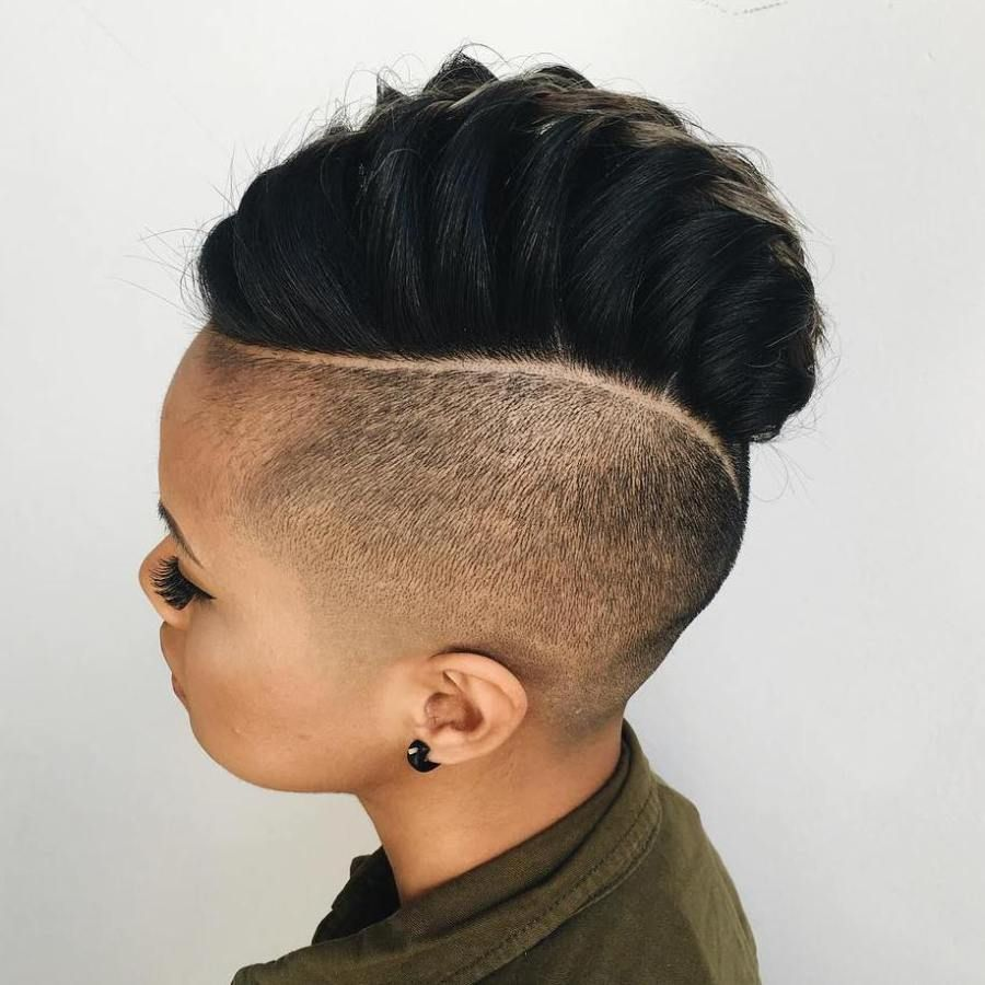 most gorgeous mohawk hairstyles of nowadays pinterest mohawk
