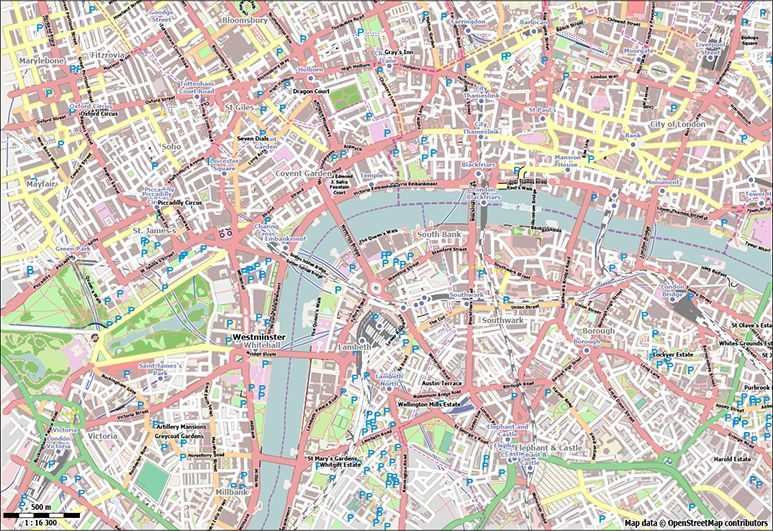 Update to London, United Kingdom  Free, open source, vector