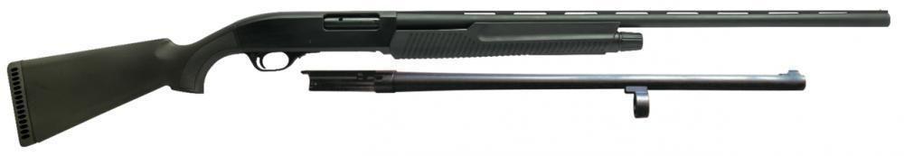 """Dickinson XX3B Combo Pump Action 12 GA 18.5"""""""