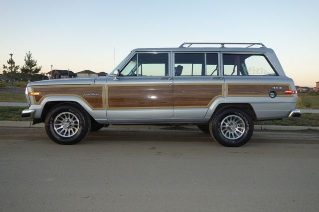 Jeep Wagoneer Grand Wagoneer For Sale Canada