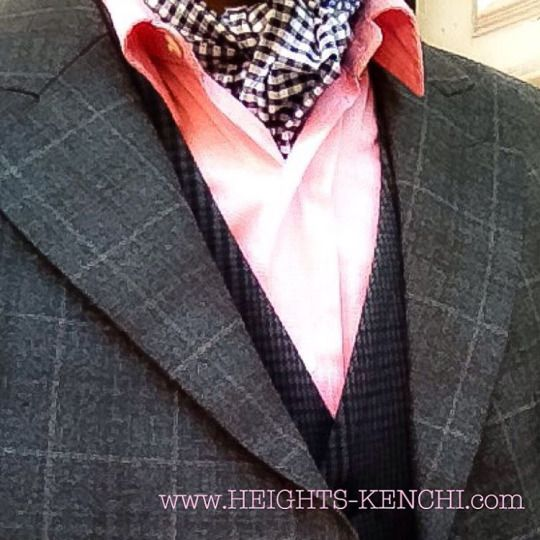 HEIGHTS + KENCHI Bespoke Clothier