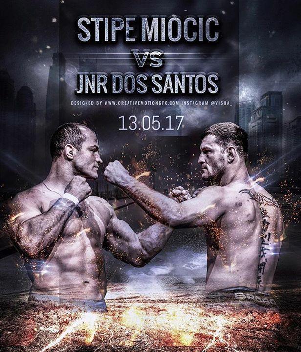 Winner? How? What Round? #UFC211 Artwork: @Visha_ #mma #ufc