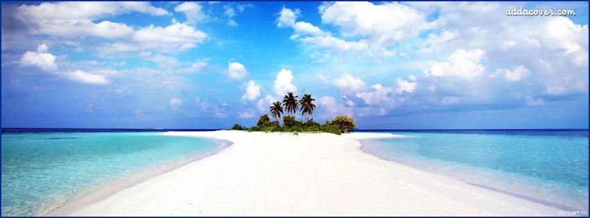 margaritaville facebook cover |     Tropical Sandy Beach