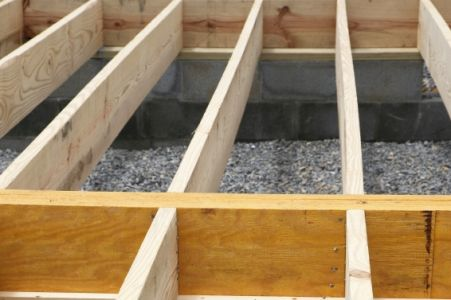 Additional Stability For Your Floors Is Possible In Both New And Old Homes With Joist Cross Bracing