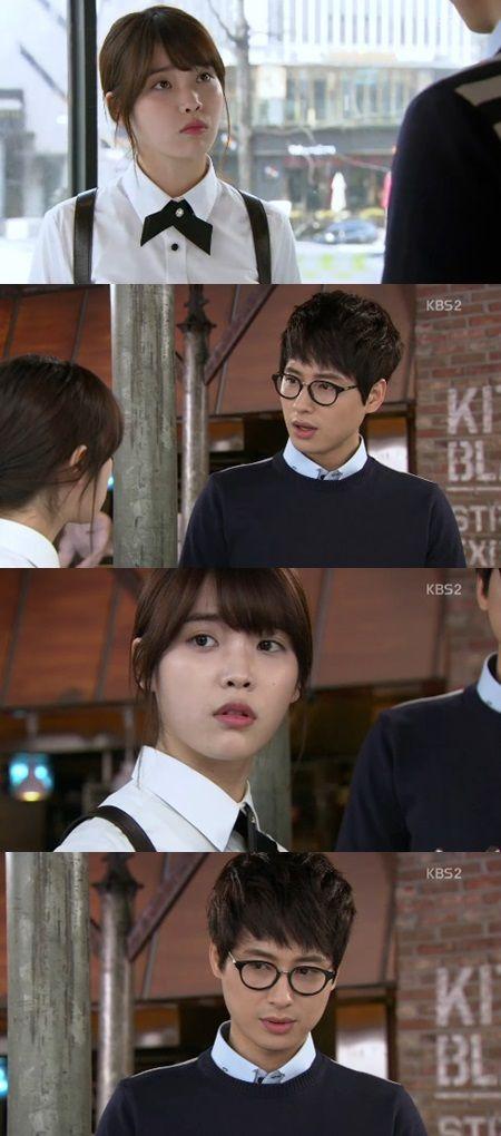 """""""You're the Best Lee Yoon Shin"""" Lee Ji Hoon Lies to IU ..."""