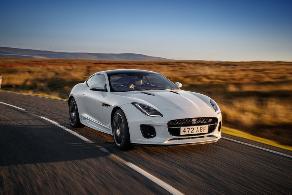 2020 Jaguar F Type F Type Review Pricing And Specs Jaguar F Type Jaguar Sport Jaguar Car