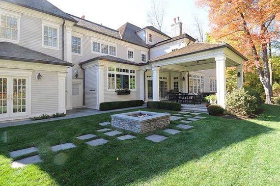 107 dunning rd new canaan ct 06840 house exterior pinterest rh pinterest com