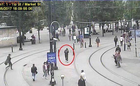 El terrorista de Mánchester paseó por la calle varias horas con la bomba