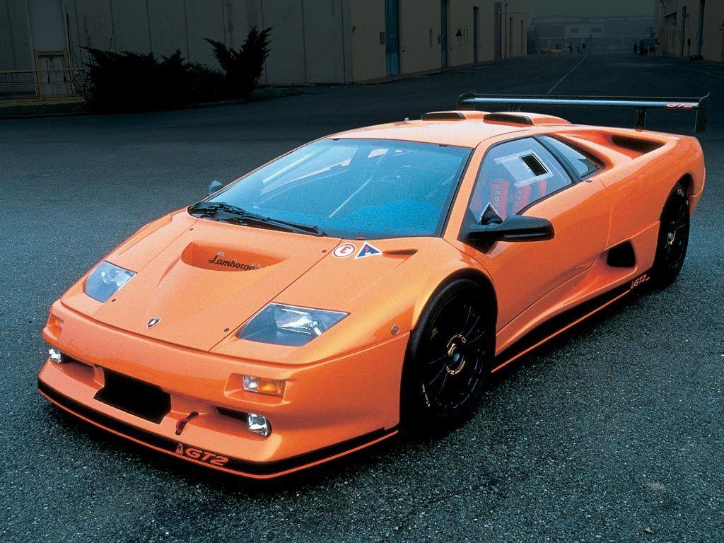 1998 Lamborghini Diablo Gt2 Autos From The Future Lamborghini