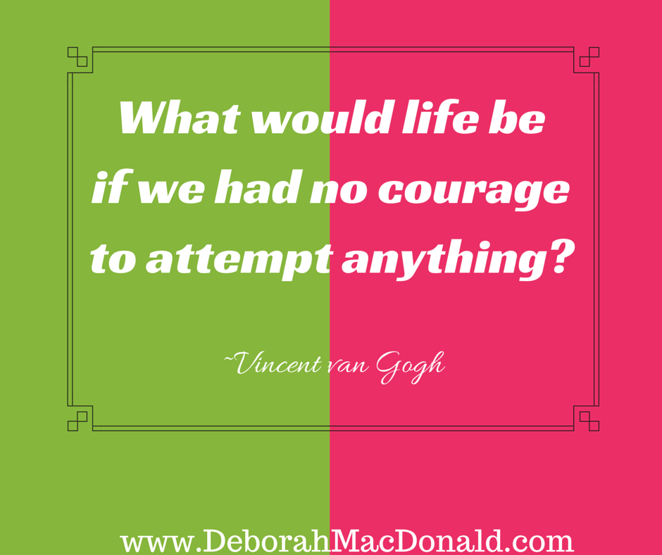 How would you respond? courage businesscoach Coaching