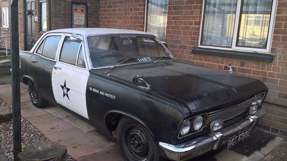 eBay: VAUXHALL VISCOUNT 1967 STRAIGHT SIX 3.3LTR (BLUES BROTHERS ...