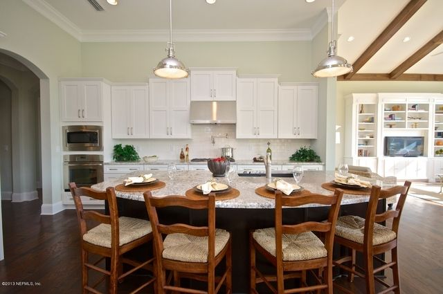 Andy Reynolds Homes Kitchen Remodel Cabinet Design Upper Cabinets