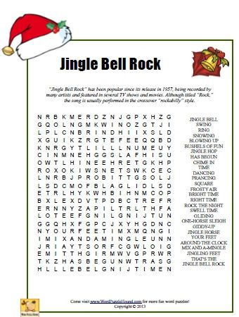 Candid image throughout holiday puzzles printable
