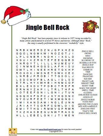 Breathtaking image regarding holiday puzzles printable