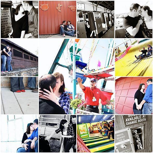 MN State Fair engagement photos
