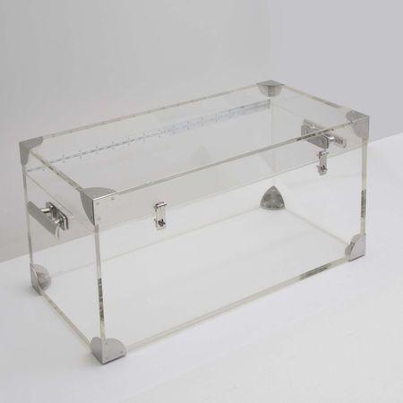 Acrylic Trunk Coffee Table Acrylic Side Table Acrylic Table