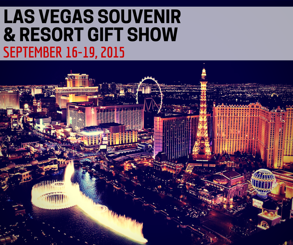 If you're in the souvenir and resort business, you cannot miss the Las Vegas Souvenir & Resort Gift Show! Whether you're looking for custom and name drop ...