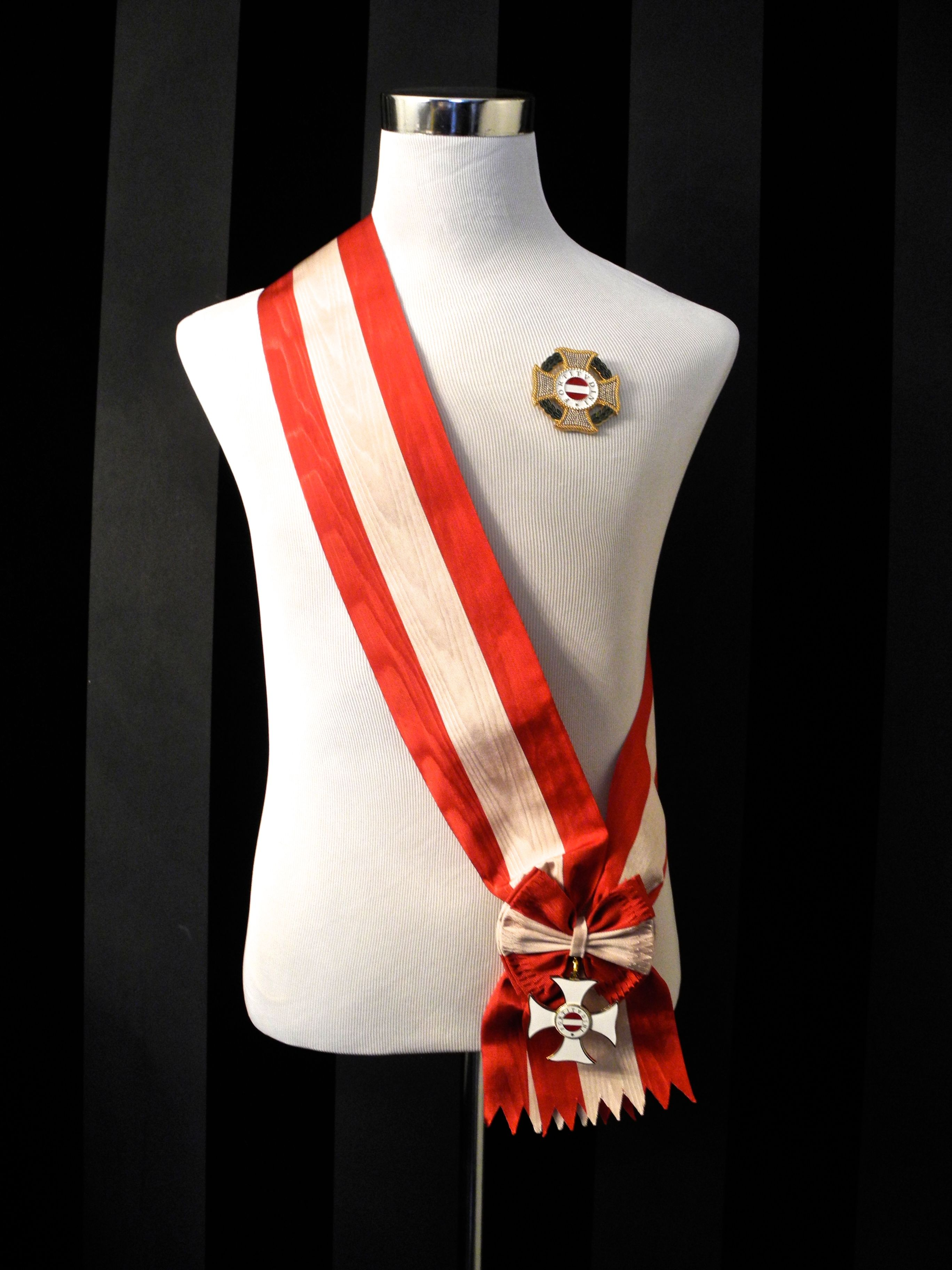 Austria-Hungary, Military Order of Maria Theresa