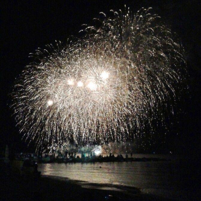Fireworks Porto Recanati 2015