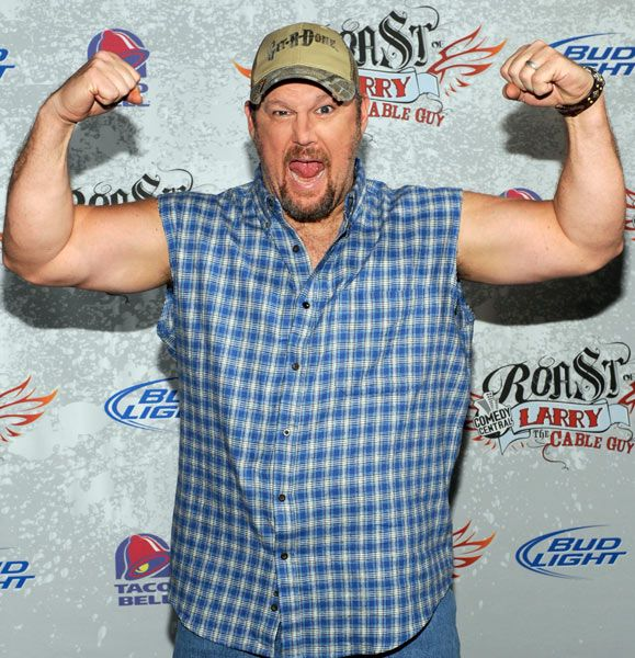 larry the cable guy get er done