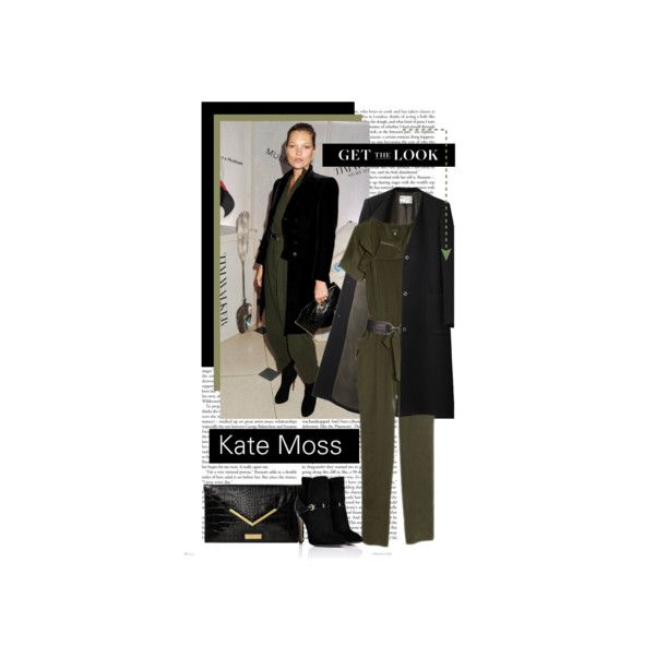 """""""Get The Look"""" by laurenk ❤ liked on Polyvore"""