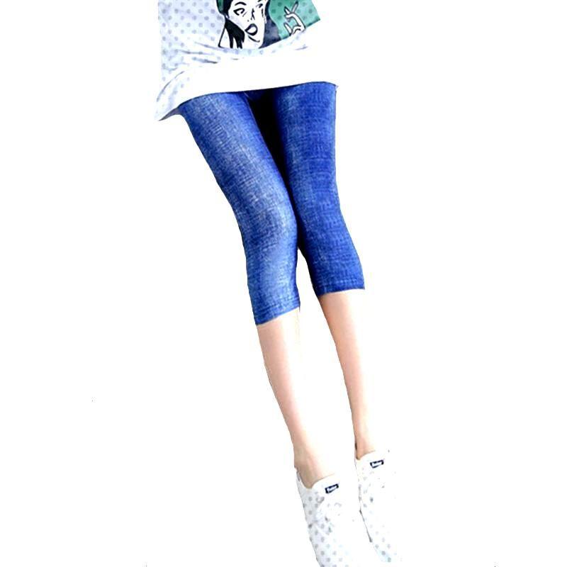 #imitation #leggings #trousers #ysdnchi #fitness #elastic #leggins #pants #vadim #jeans #women #deni...