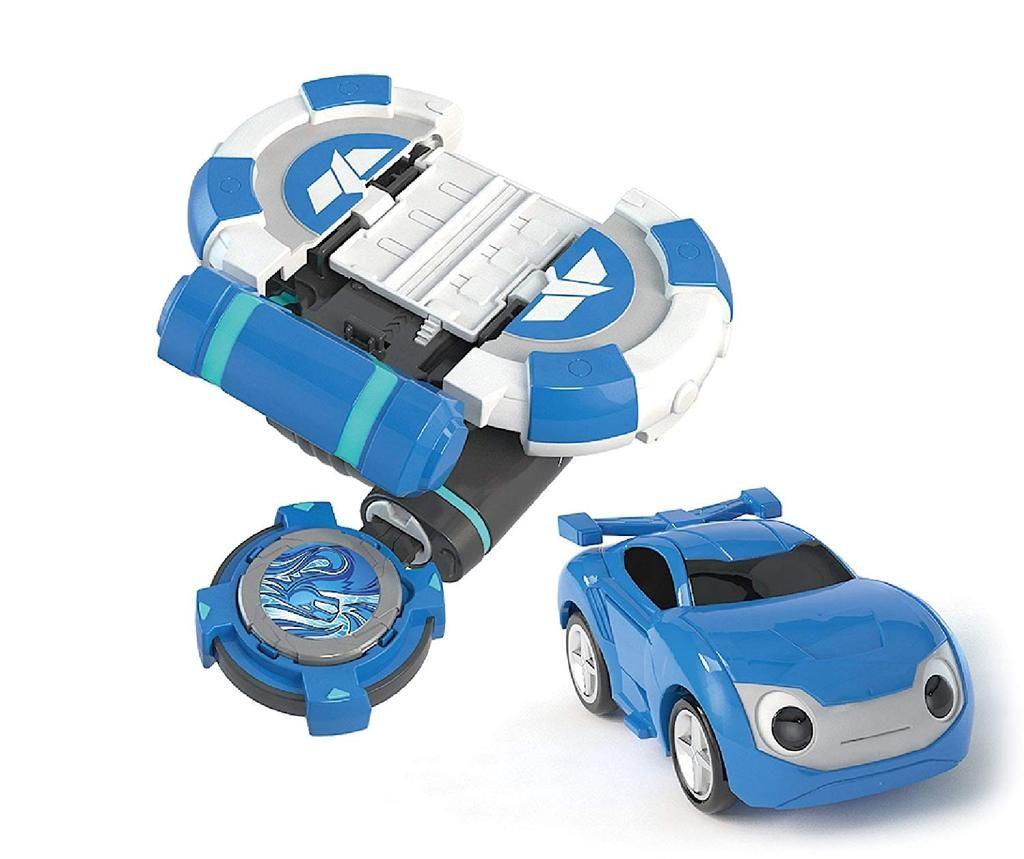 Power Battle Watch Car Coloring Pages Concept