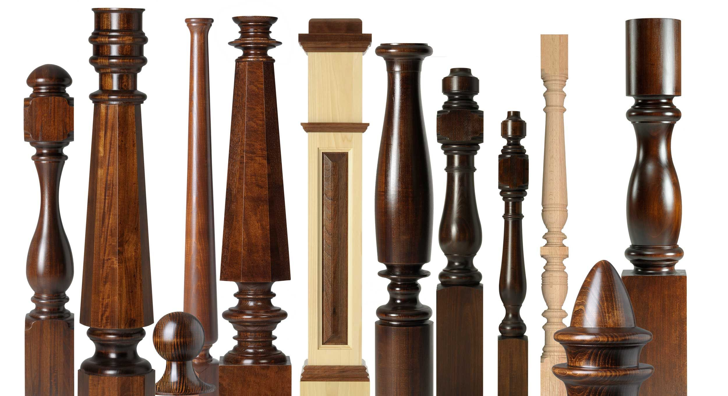 Best Custom Stairs Stair Supplies Wood Balusters Indoor Railing 400 x 300