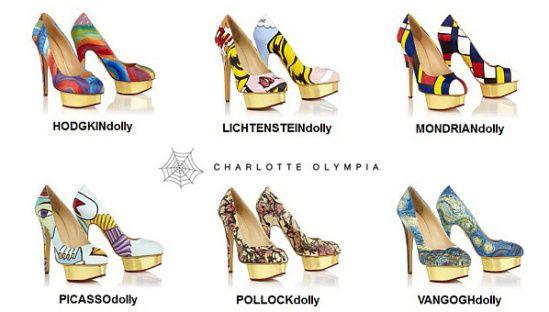 Por Dentro da Moda: Charlotte Olympia - A estilista da sofisticação clássica dos detalhes