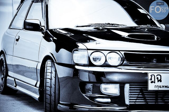 Starlet | Photography Ideas | Toyota starlet, Import cars