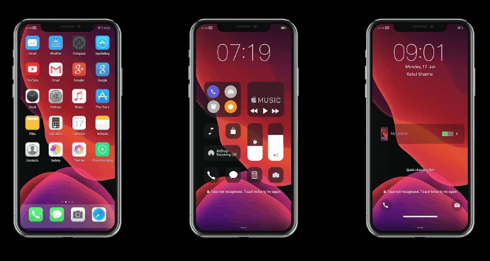 Download iOS 13 Theme for All Android EMUI Huawei/Honor
