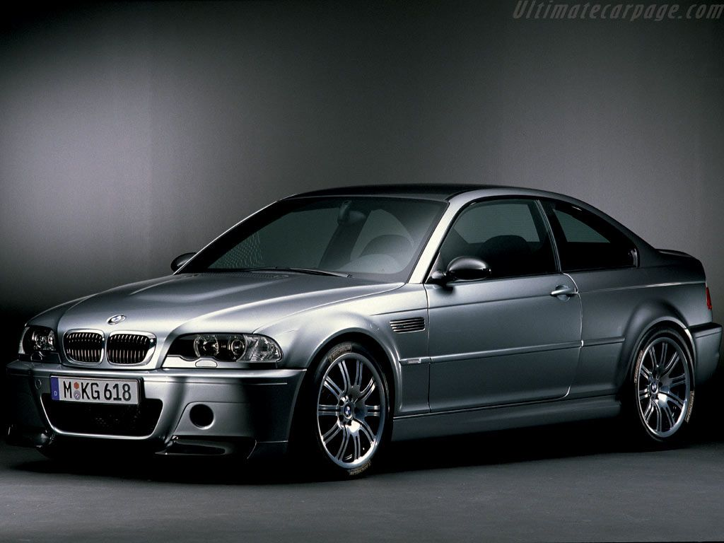 Bmw e46 m3 csl concept high resolution image 1 of 12