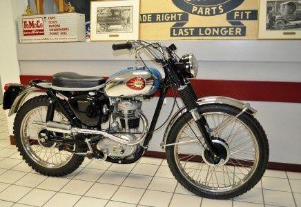 Images Bsa C15 1963 Bsa C15 Scrambler Midamerica Auctions Las13 Classic Motorcycles Classic Bikes Bsa Motorcycle