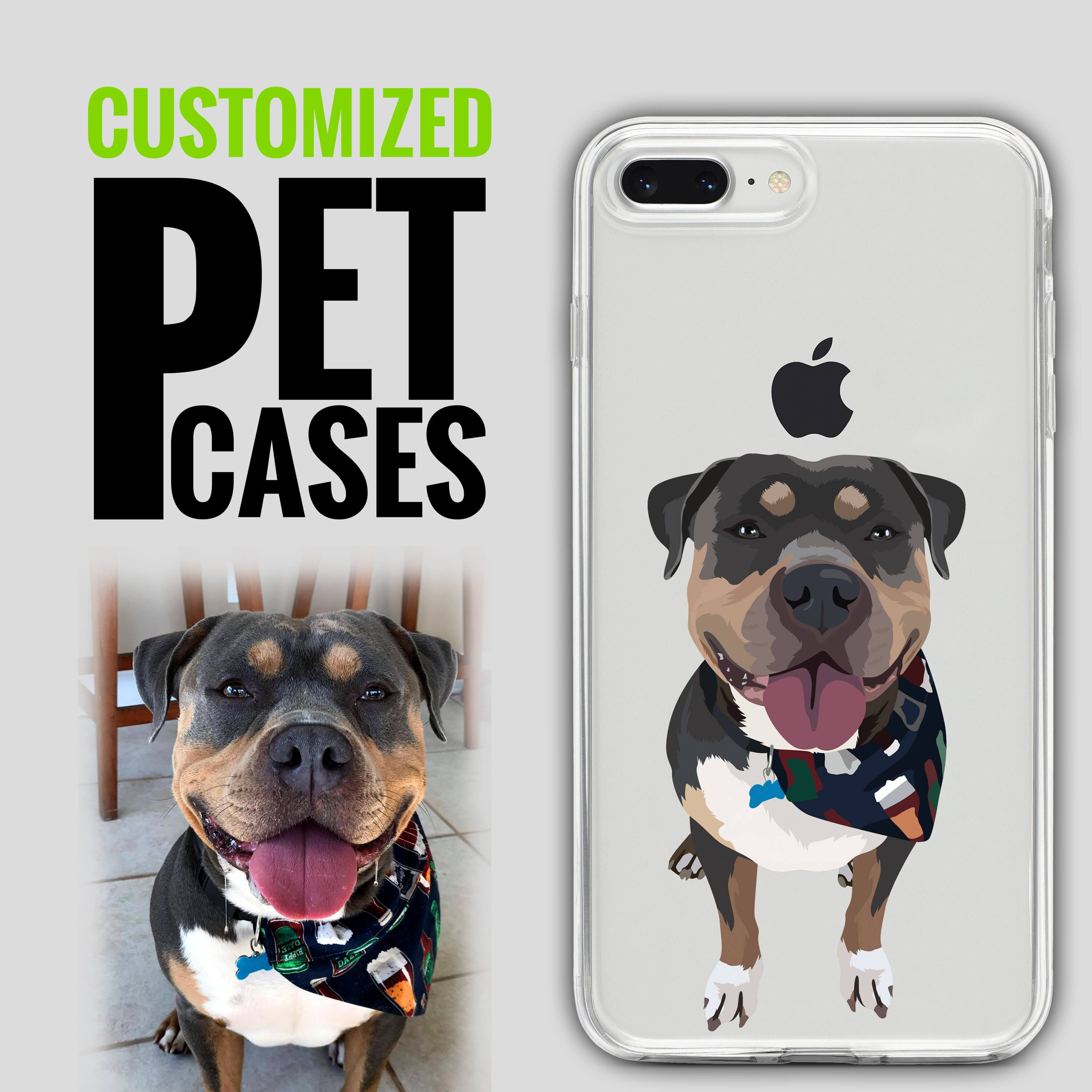 watch 8ab2f 9521a Custom Pet Phone Case ᐅ Print Your Pet ᐅpicaxy.com #dog #pet #draw ...