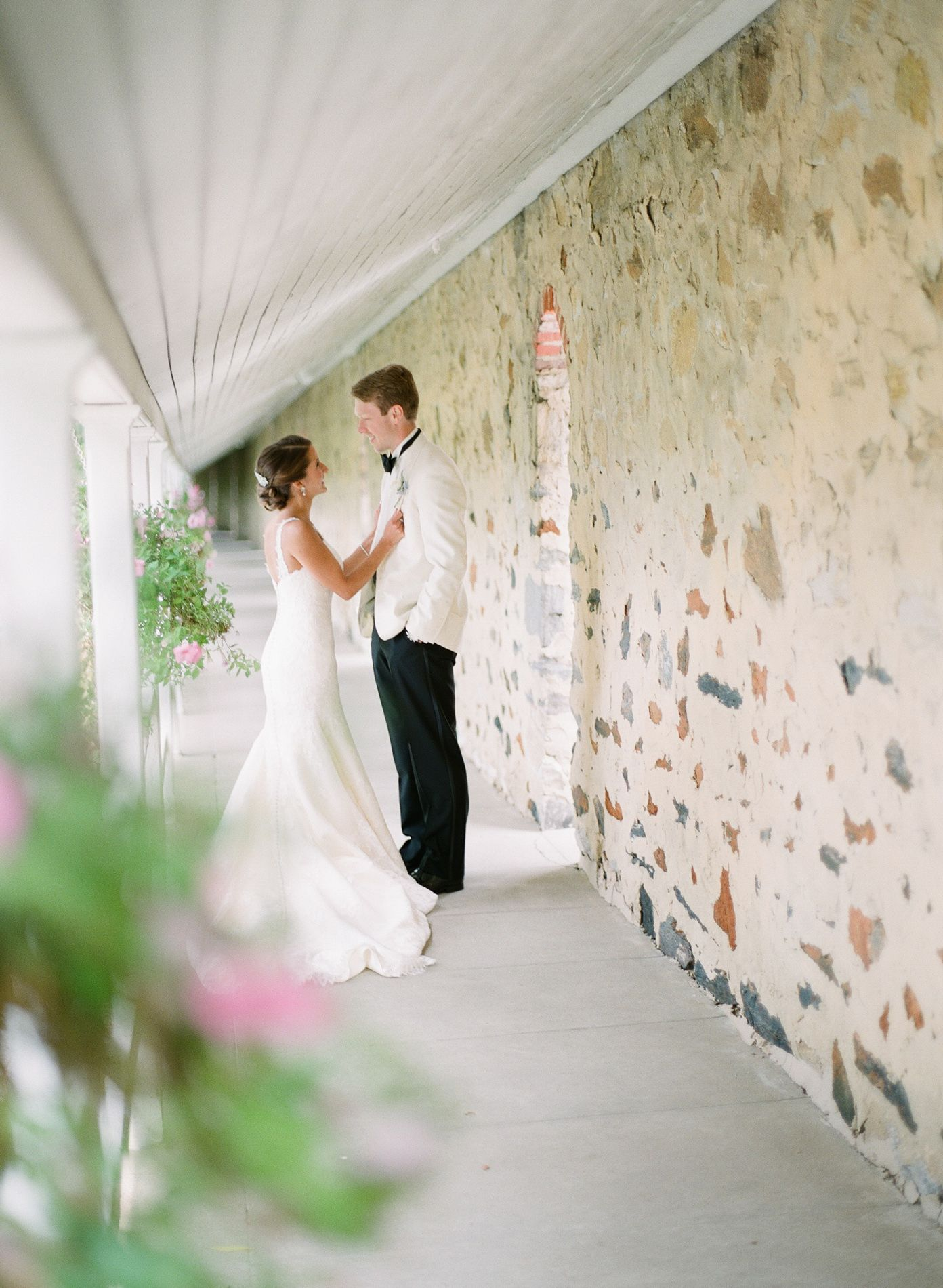 Baltimore country club wedding film photographer baltimore wedding