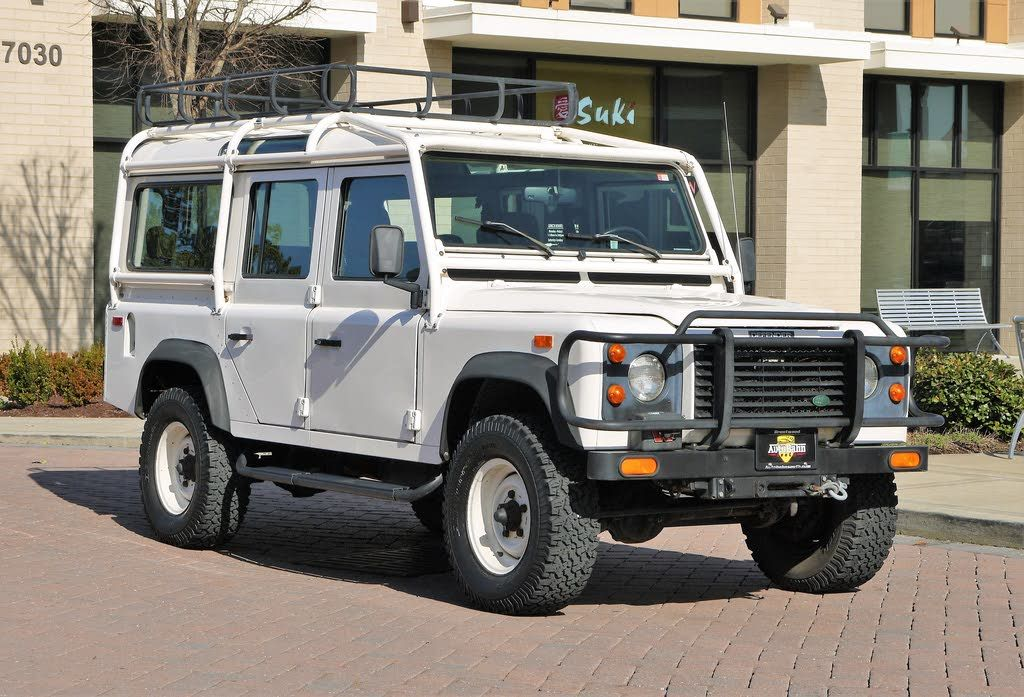 Used Land Rover Defender For Sale With Photos Cargurus Land Rover Defender Used Land Rover Used Land Rover Defender