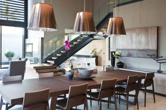 Comedor moderno | Diseño y decoración | Pinterest | Comedores ...