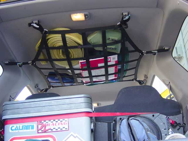 New Product Update: Roof Rack and Internal Rack - Xterra