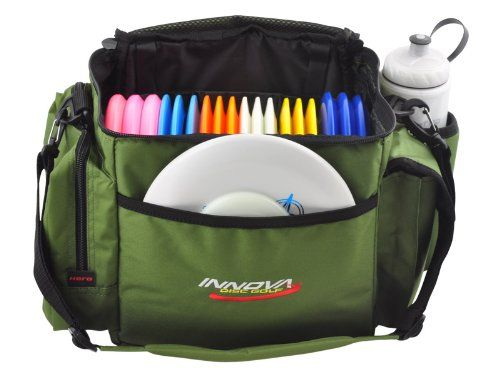 Innova Deluxe Disc Golf Bag For The Home