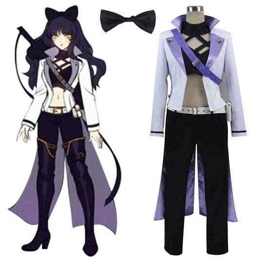 RWBY Volume 4 Blake Belladonna Cosplay Costume Anime Outfit   Blake belladonna RWBY and Cosplay  sc 1 st  Pinterest & RWBY Volume 4 Blake Belladonna Cosplay Costume Anime Outfit   Blake ...