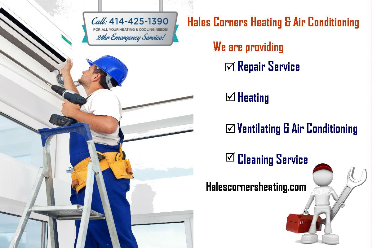 Hales Corners Conditioning Maintenance Services Hvac Services