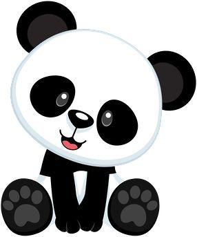 sem t tulo 1 minus cute baby pandas pinterest panda clip rh pinterest com panda clipart lent panda clipart black and white