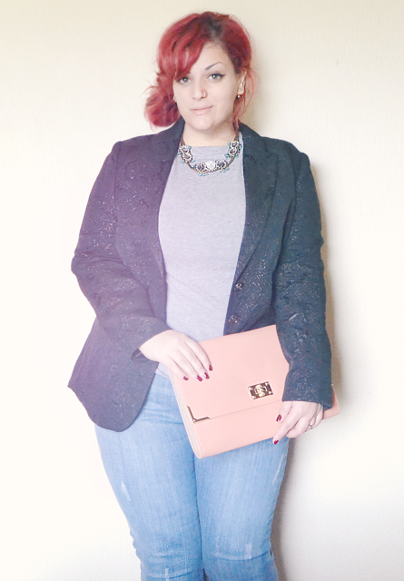 Angie @ Curvy Angie World #psblogger #psfashion #plussize