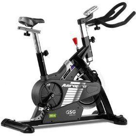 Bladez Fitness Aero Pro Indoor Cycle Spinning Bike Exercise