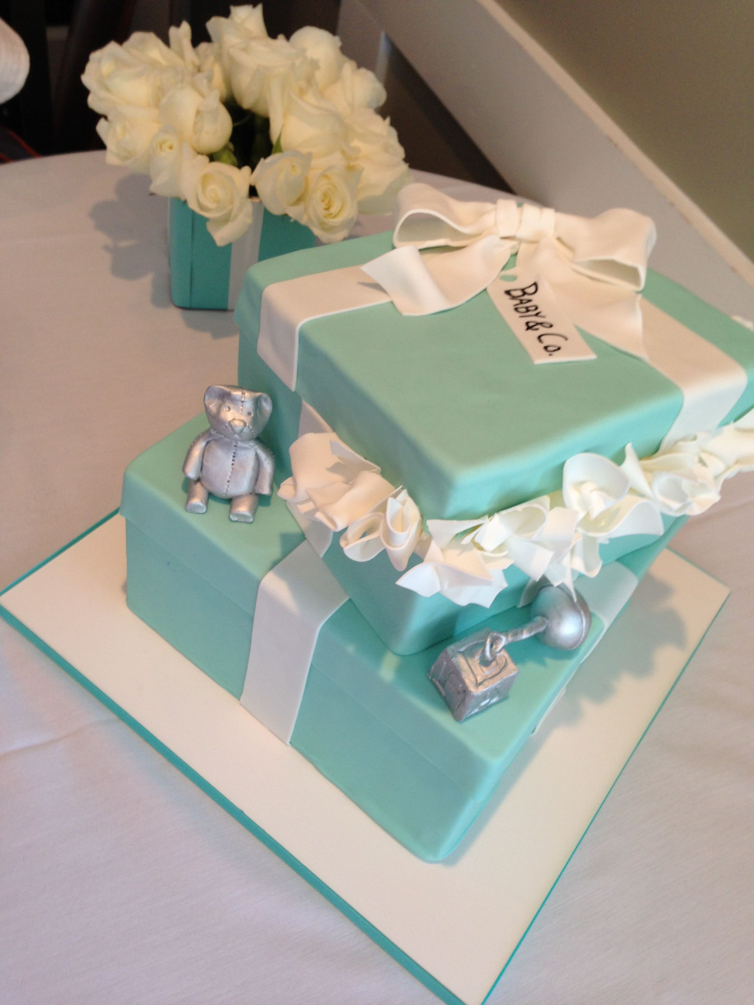 Tiffany And Co.baby : tiffany, co.baby, Brianas, Party, Planning, Ideas, Tiffany, Shower, Theme,, Showers,, Theme