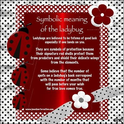 Symbolic Meaning Of The Ladybug Ladybugs Are Believed To Be Totems