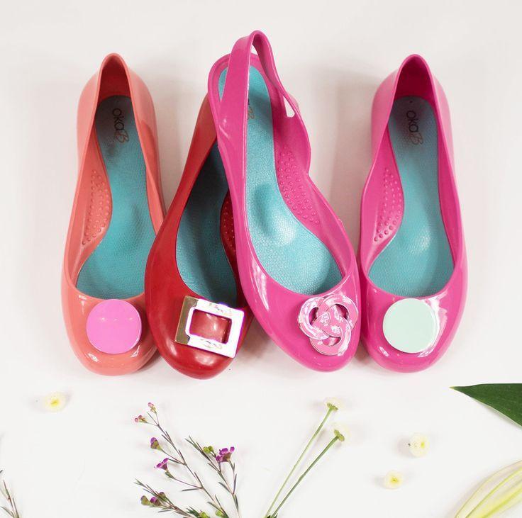 d0f29134a8afe Color coordinate your bridesmaids shoes