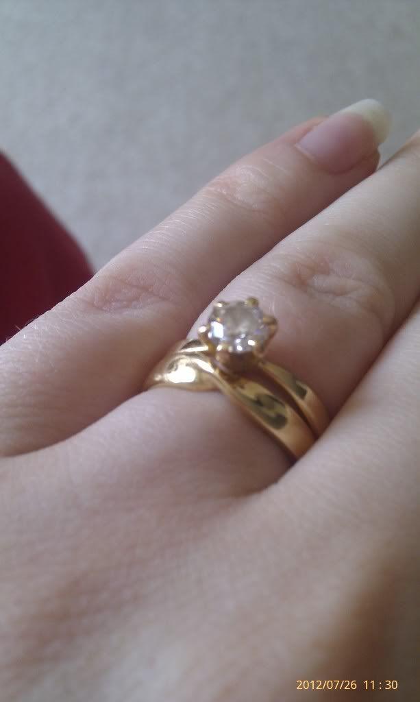 Wedding Rings to Match Four Claw Twist Rings Jewellery Helper